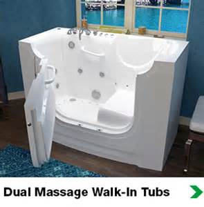 home accessibility walk in tubs at menards