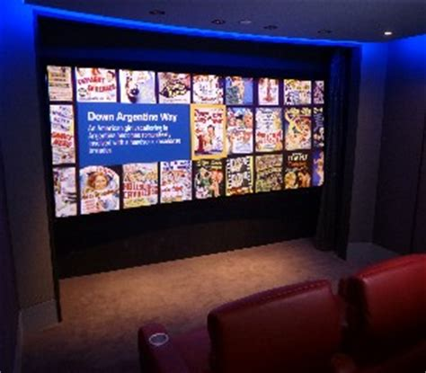 home theater design new york city kalomirakis builds biggest little home theater in new york