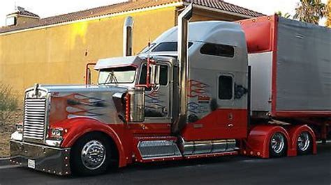W900 Studio Sleeper by 1996 Kenworth W900 Studio Sleeper Cat 3406e With Overhaul