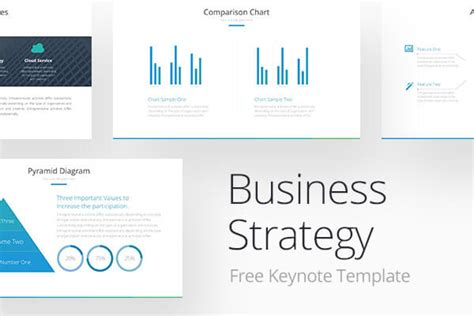 keynote templates for business presentations free keynote templates business strategy pitch deck