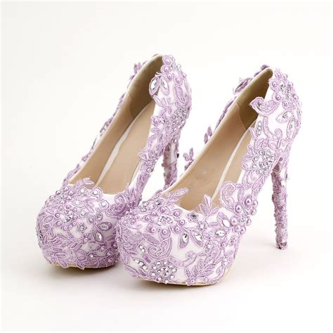 Lilac Shoes For Wedding by Popular Lilac High Heels Buy Cheap Lilac High Heels Lots