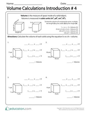 printables volume counting cubes worksheet gozoneguide calculating volume worksheet education com
