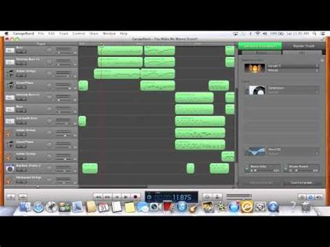 How To Record Using Garage Band by How To Record Kontakt Instruments Using Garageband