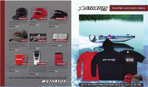 stratos boats license plate stratos wear spring 2016 catalog by powertex group issuu