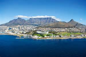 atop table mountain in cape town international traveller