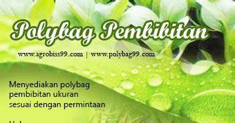 Jual Plastik Uv Di Yogyakarta 08123 258 4950 jual polybag murah harga murah di