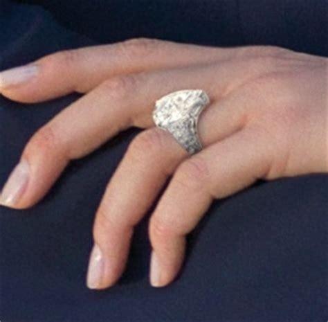 charlene wittstock s engagement ring engagement 101
