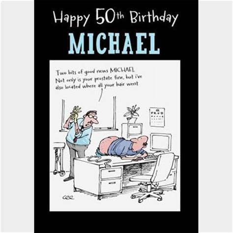 50th Birthday Cards Uk Personalised 50th Birthday Cards Gettingpersonal Co Uk