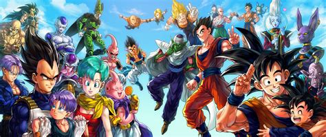 dragon ball epic wallpaper awesome dragon ball wallpaper full hd pictures