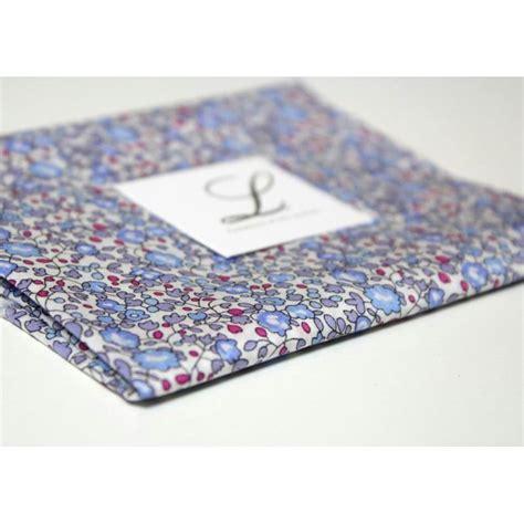 Coupons De 46 by Coupon Tissu Liberty Eloise Bleu 46 Cm X 25 Cm Coupon