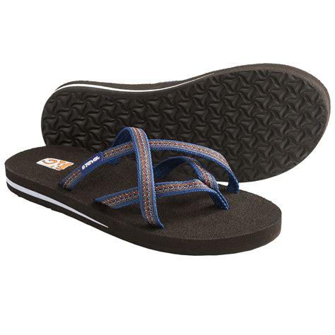 teva mush sandals teva olowahu sandals mush 174 footbed for