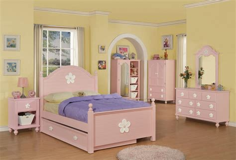 youth girl bedroom furniture white and pink flower twin size bed free shipping today