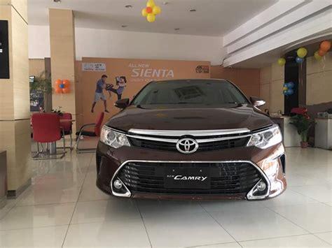 2016 Toyota Camry 2 5 G A T new camry 2 5 g a t barang rady mobilbekas