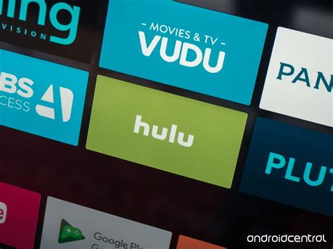 hulu for android hulu for android tv now supports assistant voice commands android central