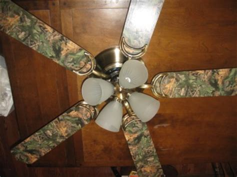 camouflage ceiling fan new 52 quot ceiling fan with realtree camo blades cabin decor