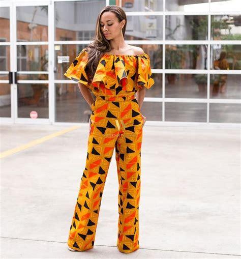 ankara jumpsuits for women 388 best ankara styles images on pinterest african