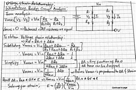 wheatstone bridge derivation pdf edge
