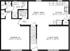 House Plans With Basement 24 X 44 1000 Images About House Cabin On Pinterest House Plans