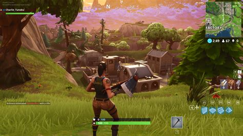 fortnite pc how well does fortnite run graphics settings guide and pc