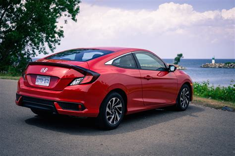 honda civic 2016 coupe review 2016 honda civic coupe lx canadian auto review