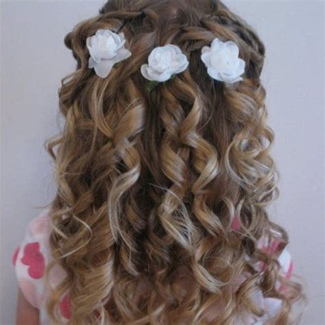 Holy Communion Hairstyles by 50 Communion Hairstyles Ideas Hair Motive Hair Motive