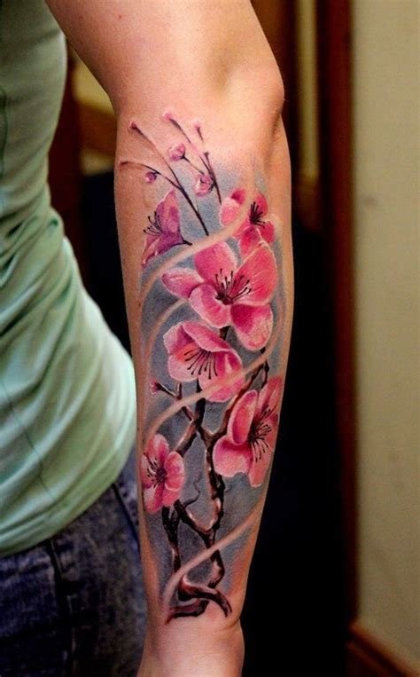94 cherry blossom tattoo designs that will reveal your
