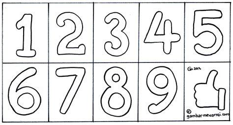 Kereta Angka 1 10 siapa yang punya gambar titik titik angka berhubungan
