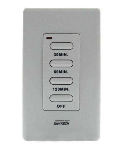 gas fireplace timer switch skytech tm 3 wired wall mounted timer fireplace