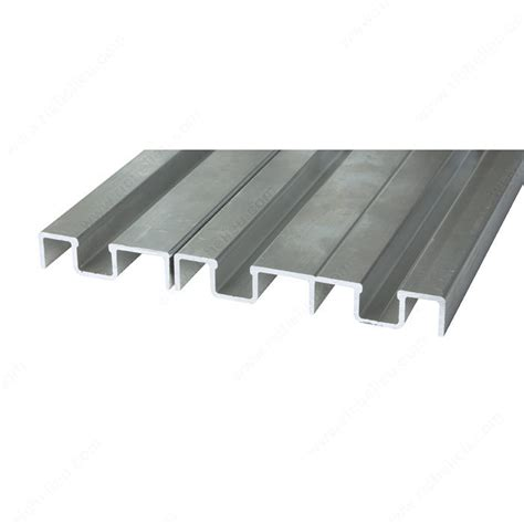 Floor Guide Track For Doors Richelieu Hardware Closet Door Floor Track