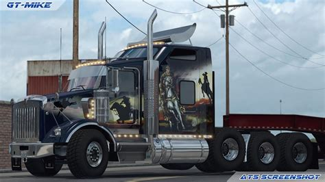 custom kenworth 100 kenworth w900 parts 12gauge customs award