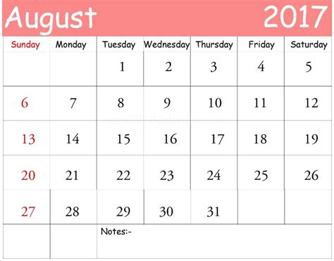 Calendar 2017 Monthly Uk August 2017 Calendar Monthly Calendar Template Letter