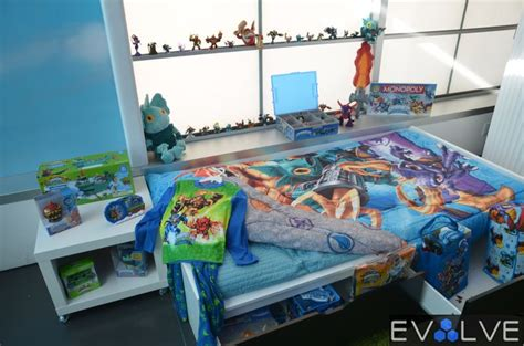 Skylander Bedroom skylanders bedroom accessories activision skylanders