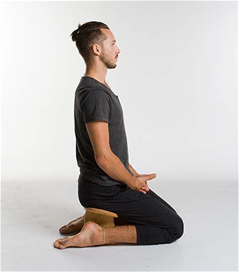 bench yoga natural spine curve sitting on the ergonomic bench ikuko