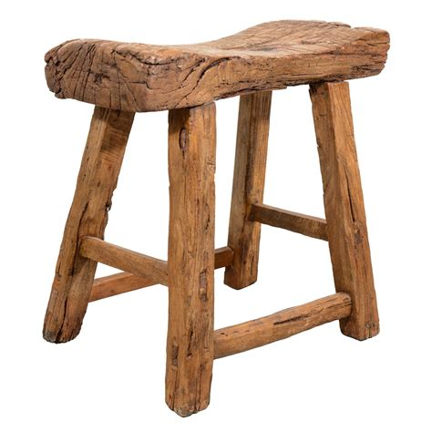 Antique Wooden Stool by Antique Stool Style Stools