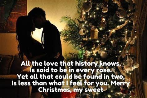 romantic christmas quotes  husband boyfriend  xmas love quotes