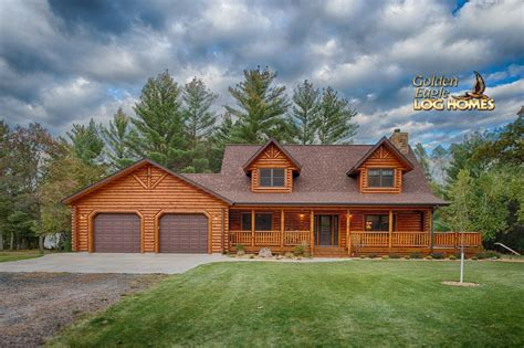 log cabin home designs golden eagle log homes log home cabin pictures photos