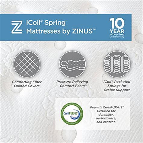 The Shop Edc Green Tea zinus hybrid green tea foam and mattress edc