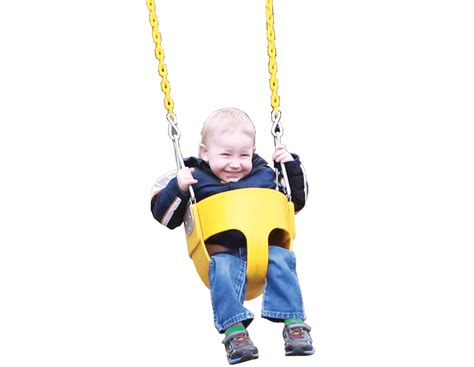 commercial bucket swing options rainbow play systems