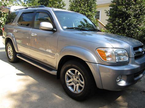 2005 Toyota Sequoia Reviews 2005 Toyota Sequoia Pictures Cargurus