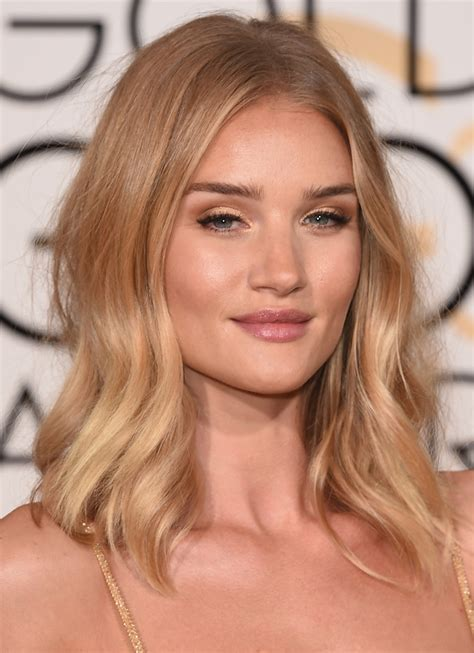 what is the most flattering hair cut for women in their fifties rosie huntington whiteley the most flattering haircuts