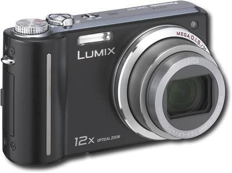 panasonic lumix best buy panasonic lumix 10 1 megapixel digital black dmc