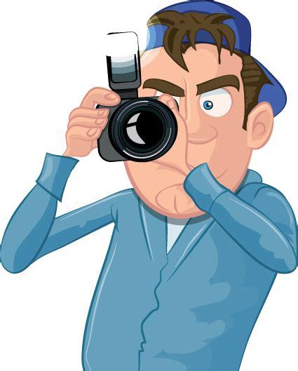 photographer vector photographer vector set 01 vector free