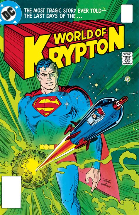 the many worlds of westfield comics blog 187 for your consideration dc s superman the many worlds of krypton