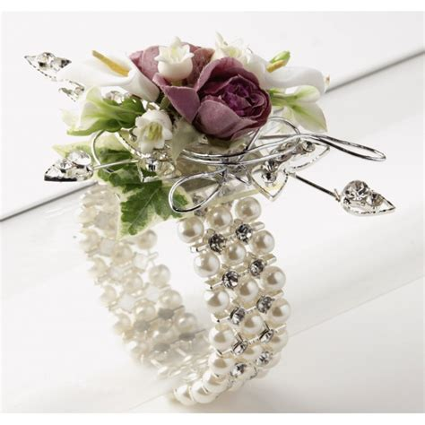 corsage bracelet corsage creations