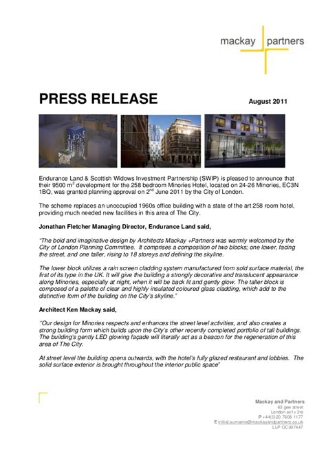 new year hotel press release minories hotel press release