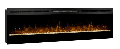 Dimplex Linear Electric Fireplace by Dimplex Galveston 74 In Linear Electric Fireplace Blf74