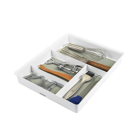 Madesmart Junk Drawer Organizer by Madesmart Gadget Junk Drawer Organiser 37x31cm Fast Shipping