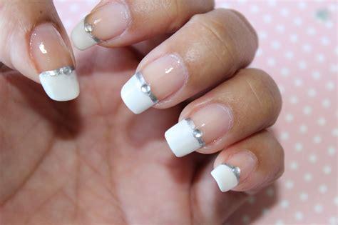 imagenes decoracion de uñas blancas 107 dise 241 os de u 241 as francesas para aprender c 243 mo hacer y