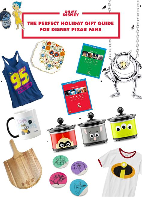 gifts for disney fans the gift guide for disney pixar fans oh