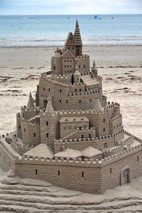 Building Castles by The Speculative Salon Sand Castle